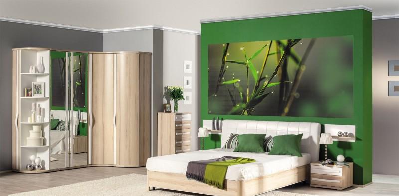 Спальни в классическом стиле купить в Санкт-Петербурге недорого ... | 393x800