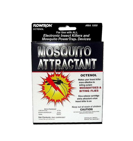 октенол для приманки комаров