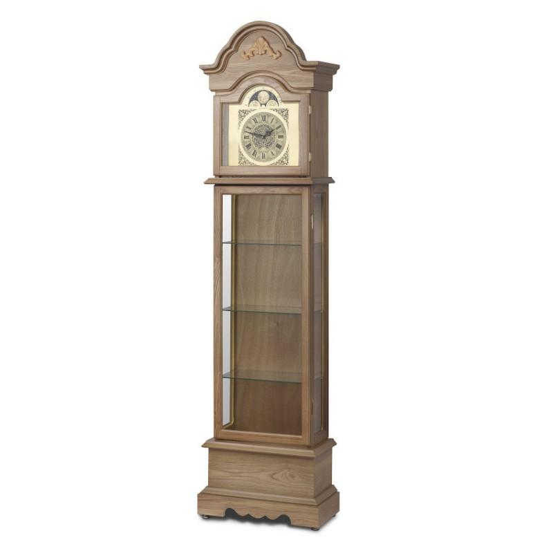 Большой выбор напольных часов витрин в наличии и на заказ, по низким ценам.
